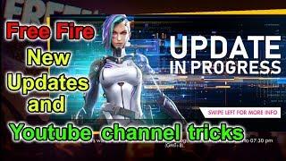 Free fire new updates and youtubers tricks tamil | Free fire tamil | TGB