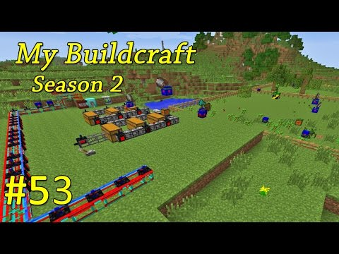 My Buildcraft S2E53 - Robotics Revisited