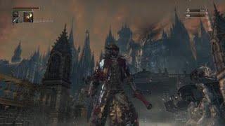Bloodborne - Erster Boss