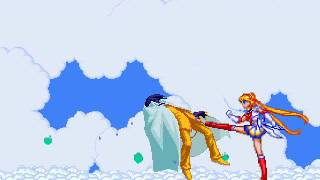 Mugen - Sailor Moon vs Warachia