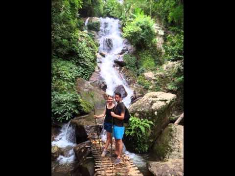 trekking 2015 coconuts tours chiang rai thailand