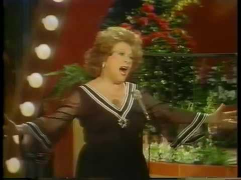 Ethel Merman--What I Did For Love, 1977 TV Performance