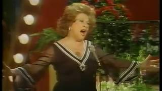 Ethel Merman, What I Did For Love, 1977 TV Performance