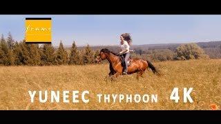 """Western"" - Yuneec Q500 4K + Steady Gimbal + CGo3 ...not in cinerama"