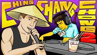 "The 10 Year Anniversary edition of the #1 hit single ""Ching Chang C..."