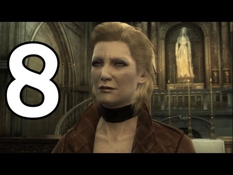 Metal Gear Solid 4 - The Movie -8- Big Mama's House