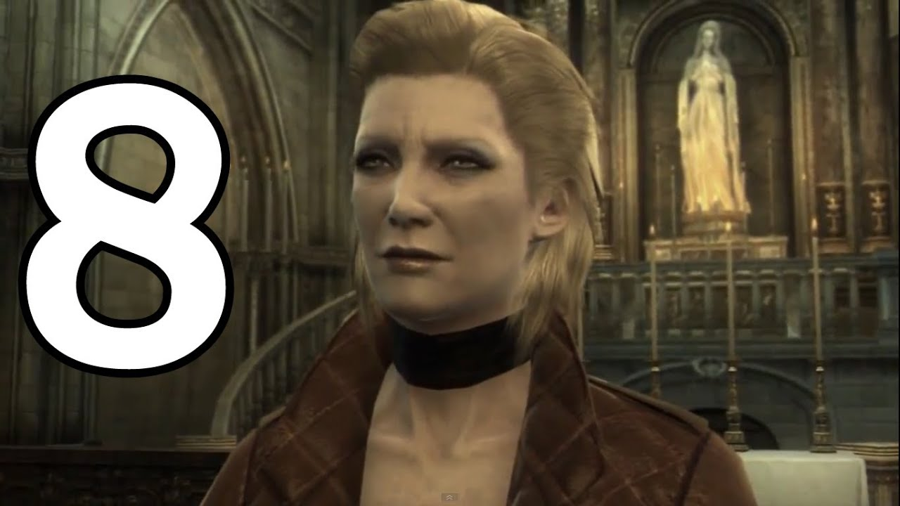 Download Metal Gear Solid 4 - The Movie -8- Big Mama's House
