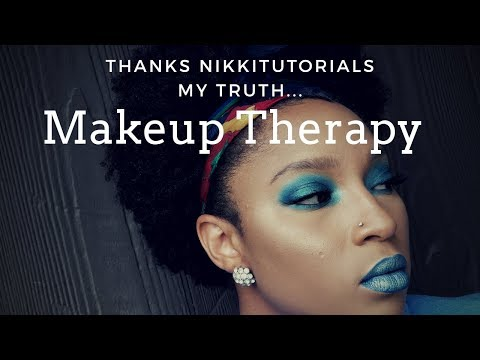 Thanks NikkiTutorials! | Makeup Therapy..My Story