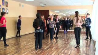 Учим детей танцевать   ПОЛОНЕЗ