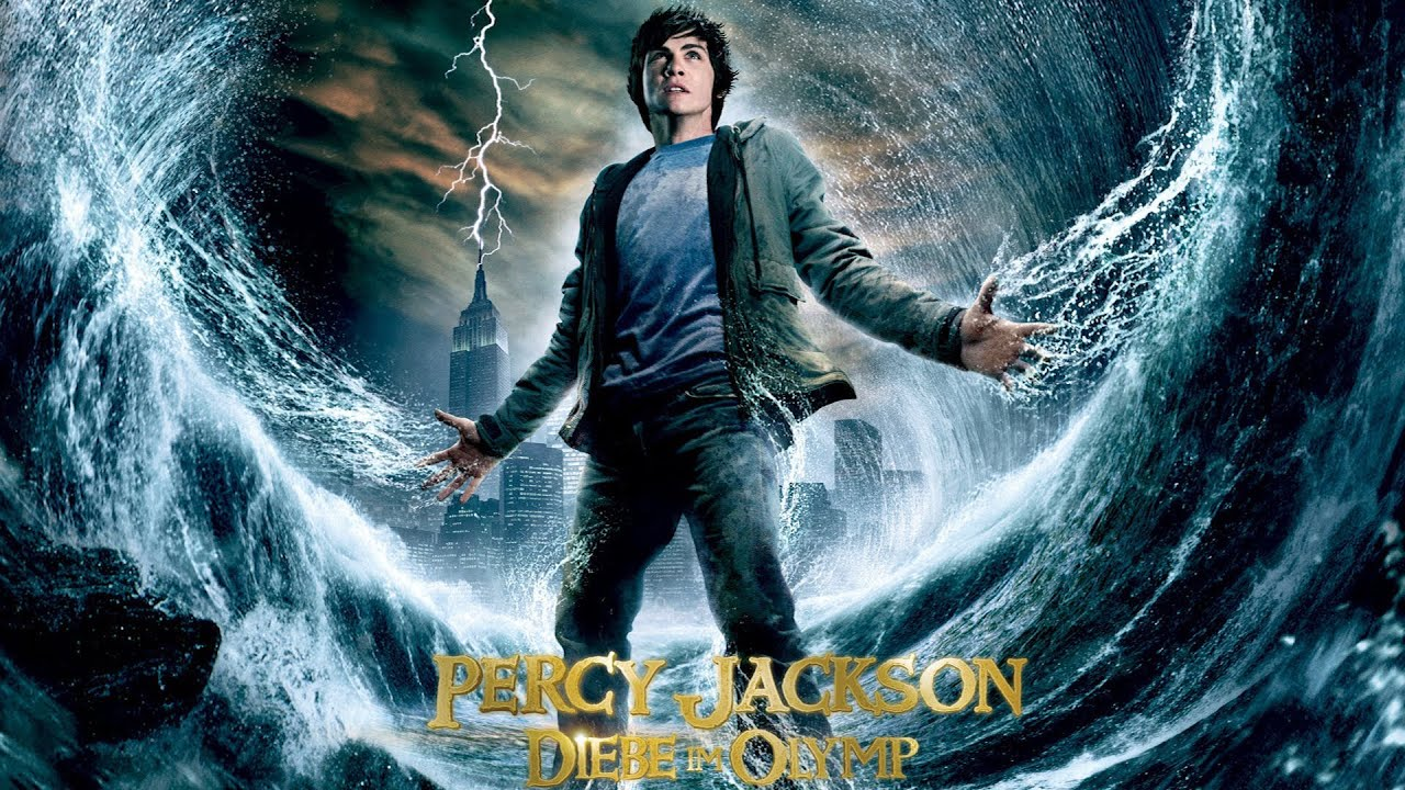 Percy Jackson Deutsch
