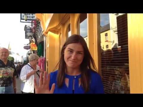 Katie Taylor Best Wishes  Cooking with Treyvaud