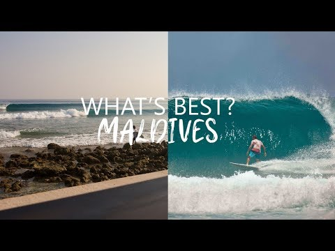 What's The Best Surf Break In The Maldives? We Discuss.