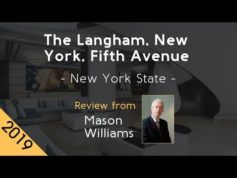 The Langham, New York, Fifth Avenue 5⭐ Review 2019