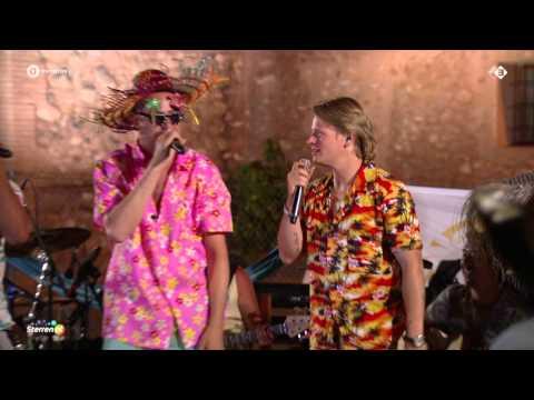 Lange Frans, Michael Bryan & Thomas Berge - 22 baco - De Zomer Voorbij 2015