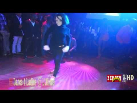 AZONTO DANCE 4 LADIES @ DISCOTHEQUE L' ALIZEE By: Andy Omoregie