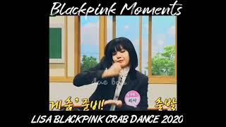 Blackpink Lisa Funny Dance 2020