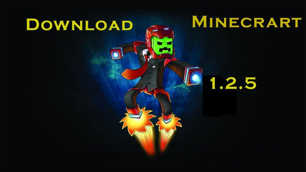 minecraft sp 1.2.5