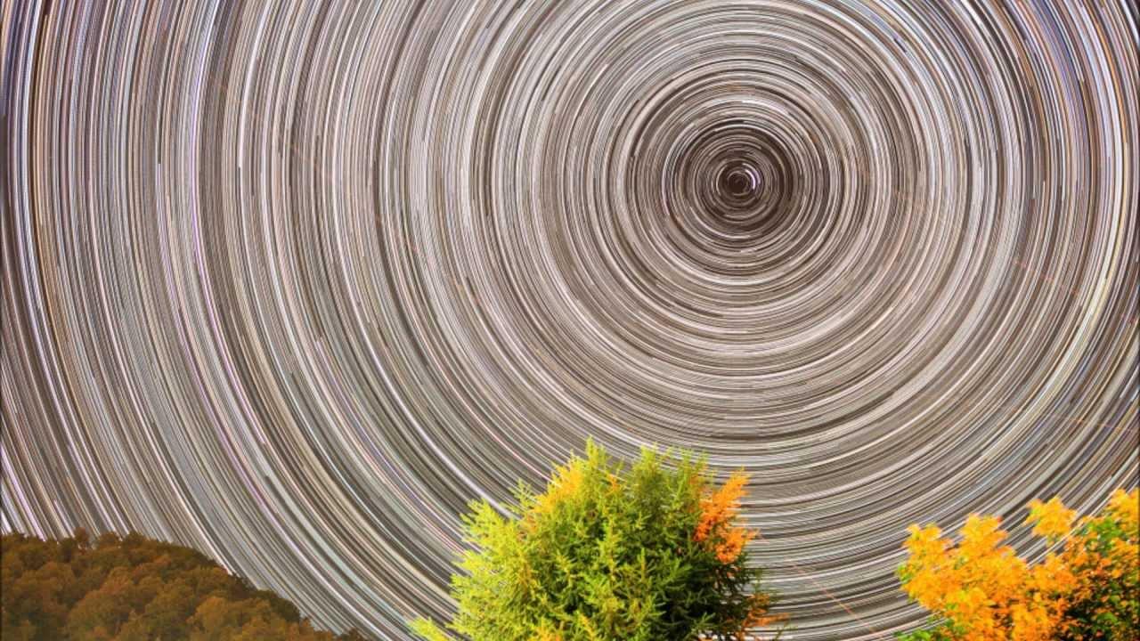 spinning stars