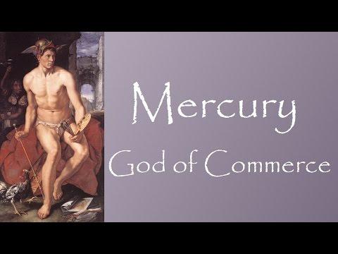 Roman Mythology: Story of Mercury