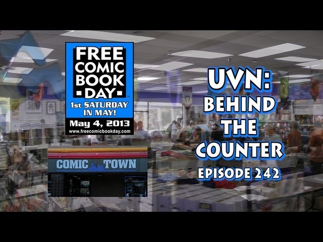 UVN: Behind the Counter 242