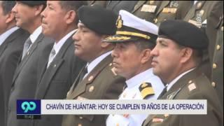 Chavín de Huantar: se cumplen 19 años de la exitosa operación