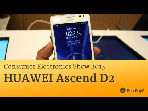 Hands-on: HUAWEI Ascend D2   BestBoyZ