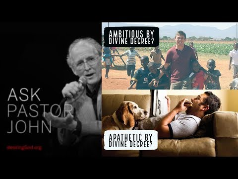 Why Does God's Sovereignty Make Some Ambitious and Others Apathetic? Response to John Piper