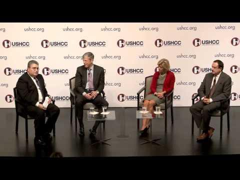 CEO Panel Series: Reinemund, Patsley, Trujillo, Arias
