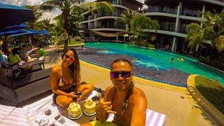 Holiday inn Resort Krabi Thailand 2017 ( GoPro Hero & Feiyu Tech ) Hotel Top Thailand Amazing