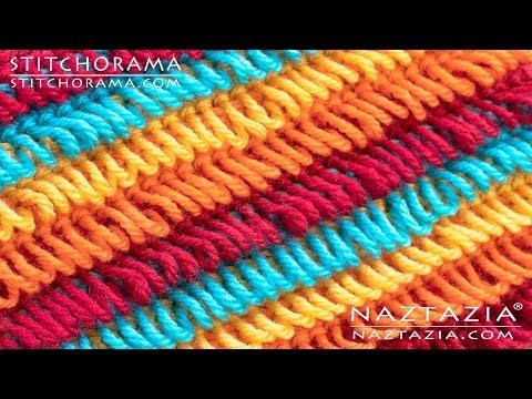 How to Crochet the Loop Stitch – Stitchorama by Naztazia