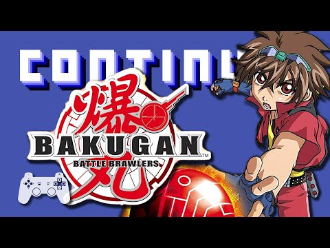 Bakugan Battle Brawlers (PS2) - Continue?
