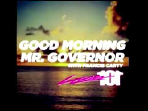 MR. GOVERNOR - DECEMBER 14, 2017 | STOP THE NOISE!