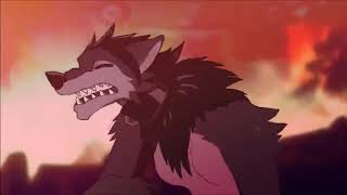 Human to Wolf Transformation in Slow Motion