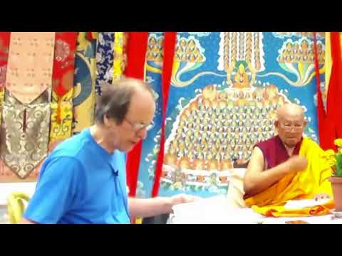 02 Pramanavarttika with Geshe Yeshe Thabke: Excellent Causes and Results of Buddhahood 07-23-18