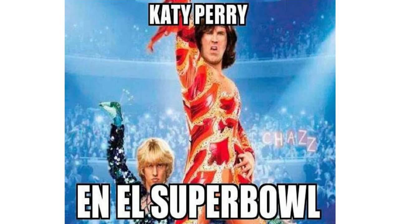 Memes De Katy Perry Y La Super Bowl Youtube