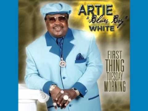 Artie 'Blues Boy' White - First Thing Tuesday Morning - 2004 - Jodie - Dimitris Lesini Greece
