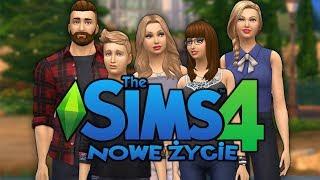 Rodzinna Wigilia i Rakieta Przemka  The Sims 4 Nowe Życie #68