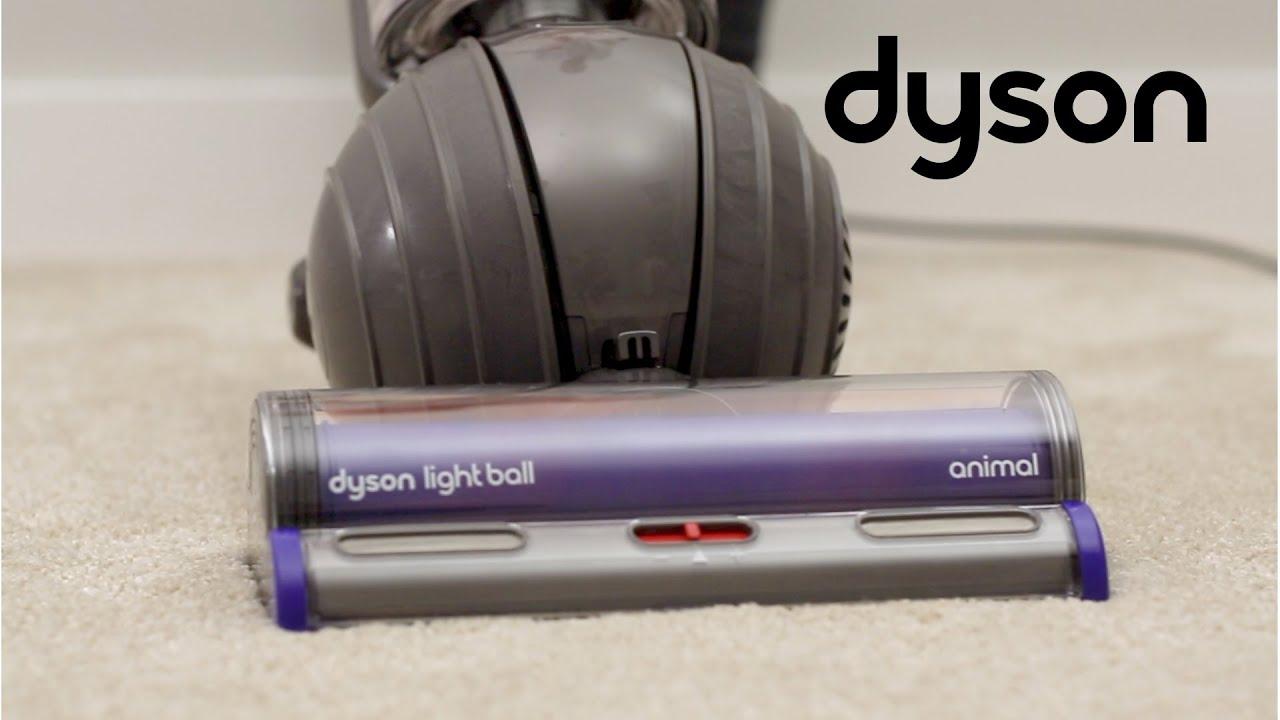 Dyson Light Ball Upright Vacuums Machine Is Hard To Push Uk