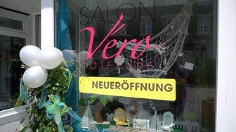 SALON Véro Coiffure - Eröffnungsfeier