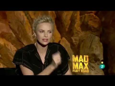 MAD MAX : FURY ROAD - Charlize Theron - Imperator Furiosa