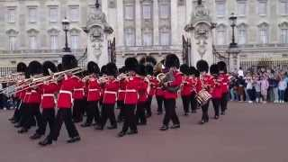The Changing of the Guard - Buckingham Palace