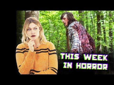 This Week in Horror - December 18, 2017 - Fox/Disney, Outlast 3, The Walking Dead