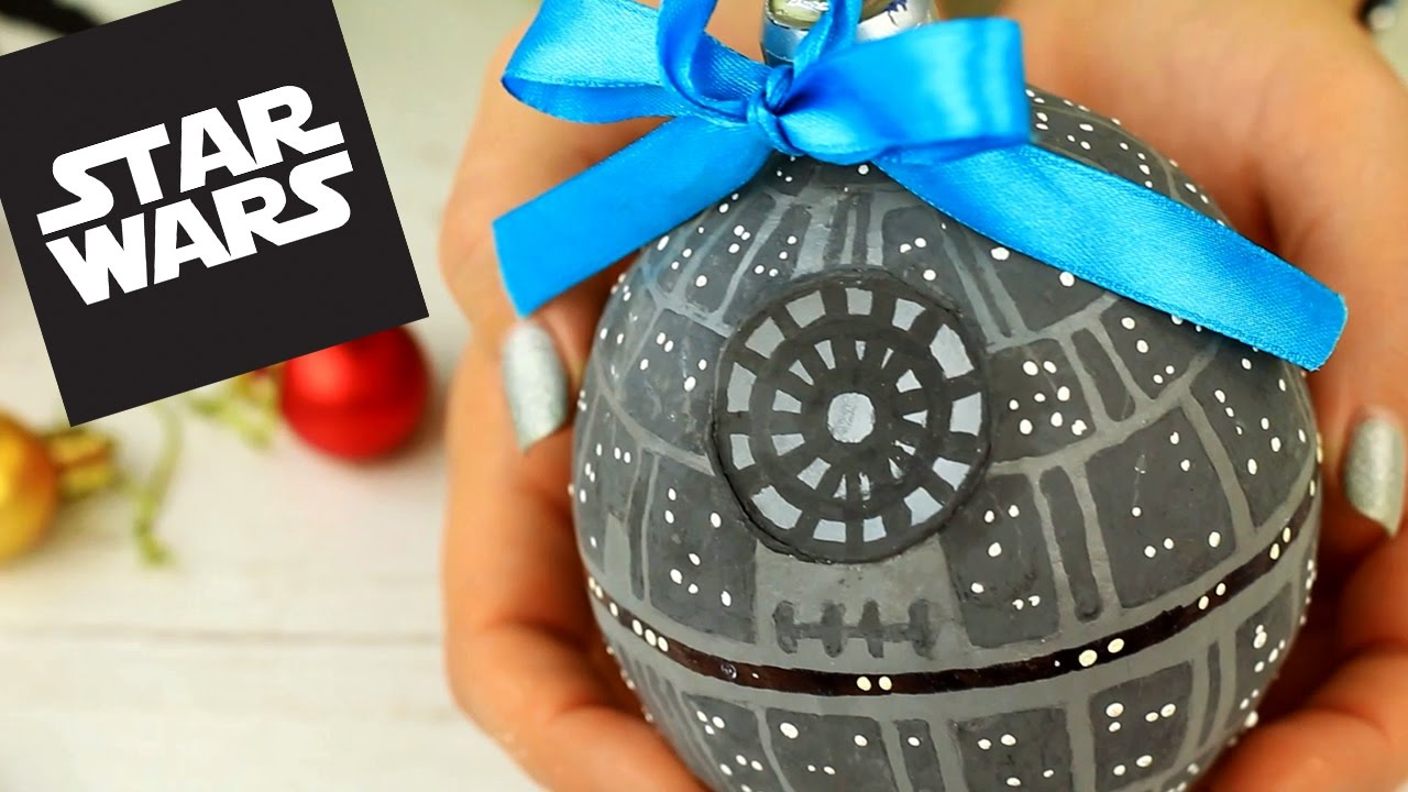 Diy Star Wars Decorations Youtube