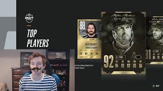 NHL 18 DRAFT CHAMPIONS - NEW MOVEMBER THEME