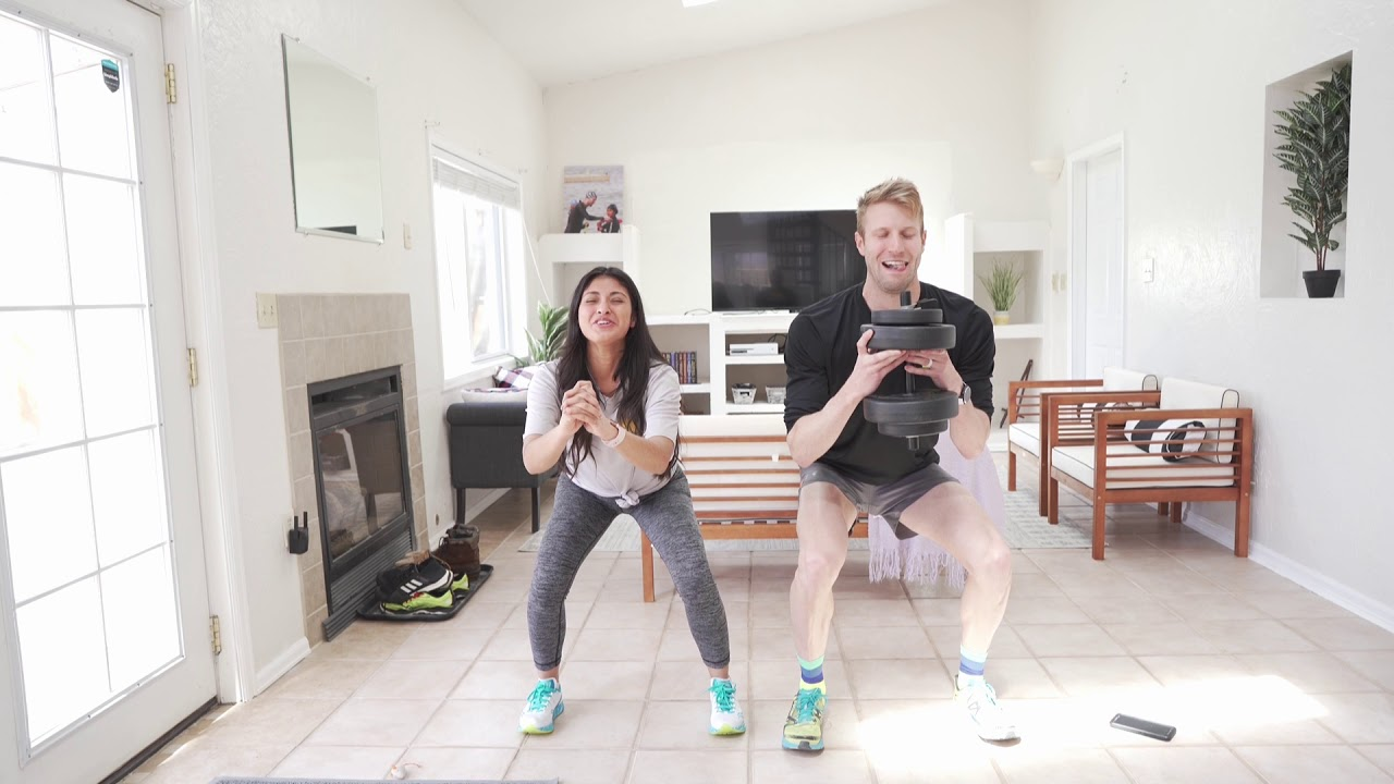Can't Fake the Shake (At Home Workout #2)
