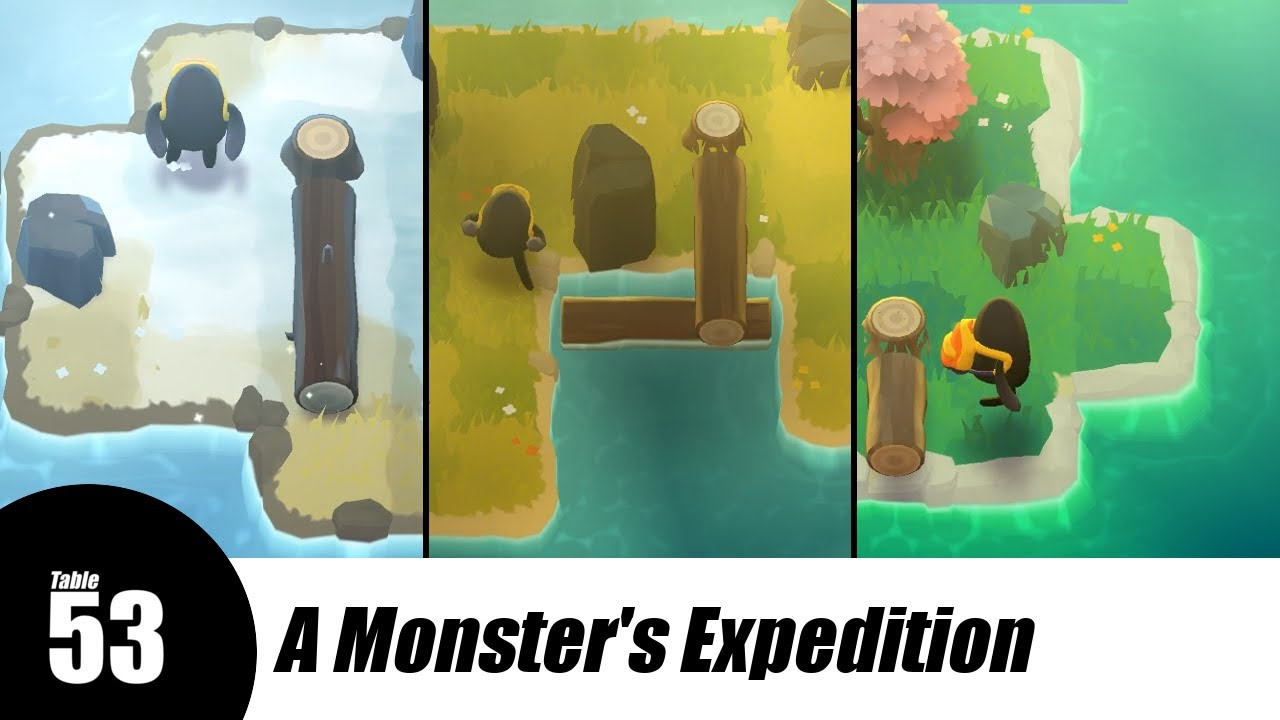 A Monster S Expedition Review Youtube