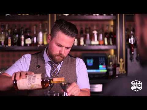 Mentor Monday: The Manhattan - Perfect Cocktails - W/ Brett Winfield
