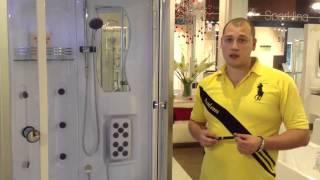 Видеообзор душевой кабины турецкой баней Appollo A 0818(Видеообзор душевой кабины турецкой баней Appollo A 0818., 2014-11-07T12:19:29.000Z)