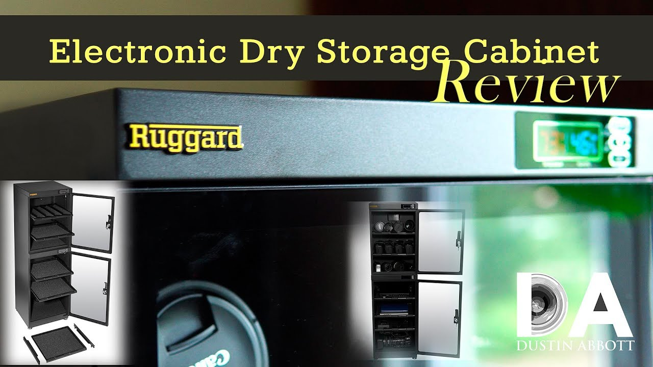 Ruggard Electronic Dry Cabinet Review 4k Youtube