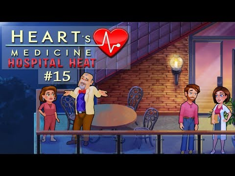 HEART'S MEDICINE: HOSPITAL HEAT • #15 - Weitere Tests | Let's Play